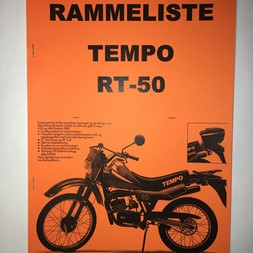 RAMMEDELS-LISTE RT