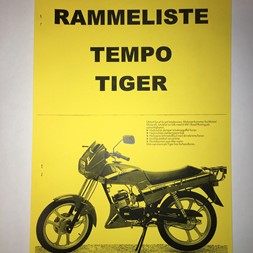RAMMEDELS-LISTE TIGER